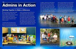 Fire Control Focus Newsletter image