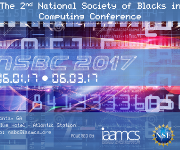Site and Date Selected for NSBC Conference 2017
